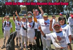 Cal State Hayward Baseball Camps will hold six developmental baseball camps
