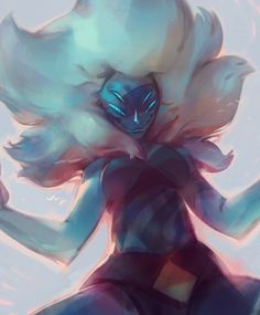 Fanart of two of my favorite giant space mommas from the show Steven Universe ; Steven Universe Gem Fusions, Malachite Steven Universe, Greg Universe, Universe Art, Malachite Su, Get Off My Lawn, Dragon Design, Anime Demon, Cool Art