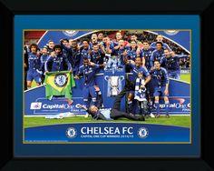Prezzi e Sconti: #Poster chelsea 133053  ad Euro 12.09 in #Sport calcio poster #Moda
