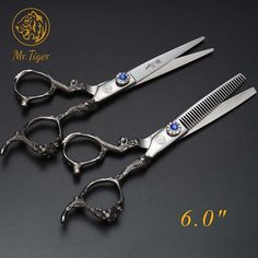 Hairdresser Haircut Scissors Set 6 Inch Hair Scissors Professional Genuine Barber Shop Special Shears Hair Clippers Hair Scissors Hair Care & Styling