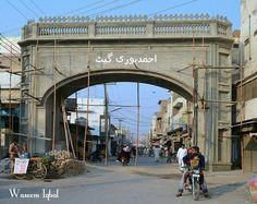 ahmedpur gate