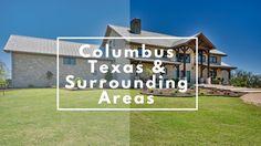 29 best columbus texas surrounding areas images real estate rh pinterest com