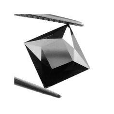 black princess cut diamond loose