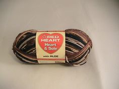 Ravelry: juliew8's Red Heart Heart & Sole (toasted almond)