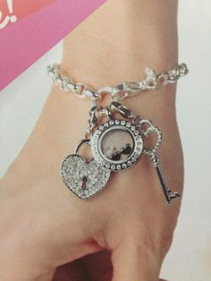 Origami Owl Bracelets | ... Link Chain and Link Bracelets are here! - Origami Owl Jewelry ID 1186