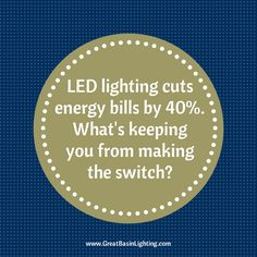 How many lights have you replaced with LEDs?