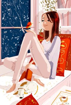 Cozy inside. by PascalCampion. ► get more @rohitanshu ◄