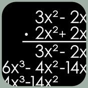Cool iPhone Apps: Polynomial Multiplication