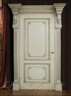 Двери с резьбой в Москве