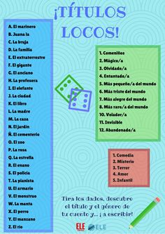 Spanish Learning Videos Verbs How To Learn Spanish Products Product Spanish Classroom Activities, Learning Spanish For Kids, Teaching Activities, Teaching Spanish, Teaching Resources, Elementary Spanish, Learn To Speak Spanish, Learn Spanish Online, Creative Writing Prompts
