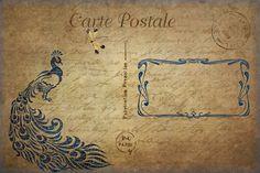 Briefkaart, Kaart, Wenskaart, Brieven, Verlof, Tekst