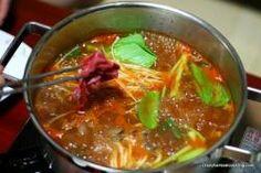 Korean Style Beef Hot Pot, Sogogi Shabu Shabu | Crazy Korean Cooking