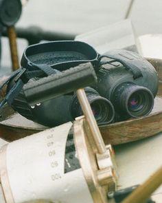 Binoculars at the ready Love Film, Shoot Film, Sailing Boat, Film Photography, Binoculars, Ocean, Romance Film, Sailboats, Sea