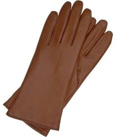 Roeckl Damen Handschuhe Classic Wool Braun (saddlebrown 760) 7