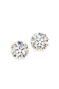 Crystal Savannah Earrings in Opulence
