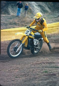 [ http://dirtbikemagazine.com/wp-content/uploads/2015/06/DB_3001-206x300.jpg ]  CAPTION: Bob Hannah won most of this big titles on 250s and 125s, but often rode larger displacement bikes in his Yamaha years.