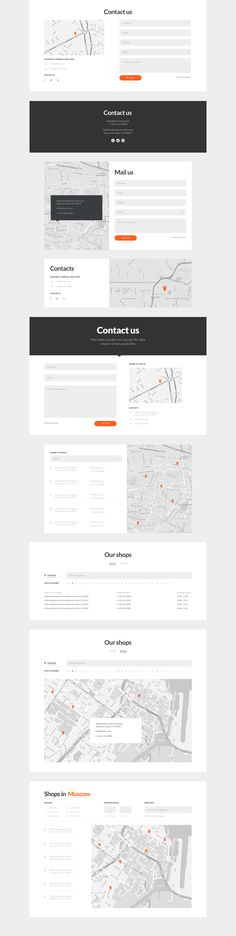 Wireframe - Love a good success story? Learn how I went from zero to 1 million in sales in 5 months with an e-commerce store. Footer Design, Web Ui Design, Layout Design, Branding Design, Form Design, Dashboard Design, Design Design, Website Layout, Web Layout