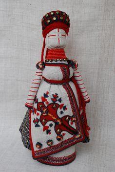 Лялька-мотанка - автор Олена Задорожна