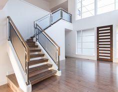 escaleras barandas modernas