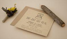 Save the Date Card DEPOSIT Printable DIY par SplashOfSilver