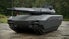 PL-01 Armoured Fighting Vehicle prototype, Poland.