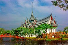 Maung Boran Samutprakarn, Thailand