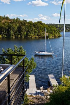 A cottage in the Stockholm archipelagos