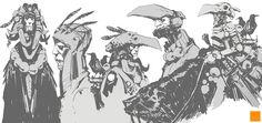 Sketches 4, Darren Bartley on ArtStation at http://www.artstation.com/artwork/sketches-4