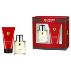 Ferrari Red 75ml & 150ml Shower Gel Gift Set NOW £5.60 @ Tesco Direct (C&C)