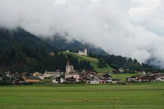 Austria Landscape -  Sillian, Austria