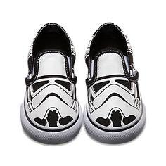 Star Wars Slip-On | Shop Toddler/Infant Shoes at Vans