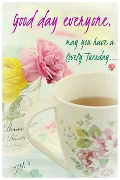 Good Morning Happy Tuesday Pictures, Photos, and Images for Facebook, Tumblr, Pinterest, and Twitter