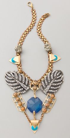sweet necklace. Lulu Frost.