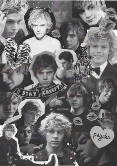 American Horror Story: Murder House - Tate Langdon