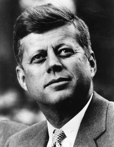 """""""Change is the law of life. And those who look only to the past or present are certain to miss the future."""" John F Kennedy"""