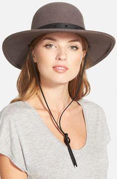 Brixton 'Clay' Felt Panama Hat available at #Nordstrom