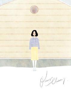 Nancy Zhang - snow blind