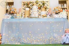 Cinderella Birthday Party via Kara's Party Ideas | Party ideas, decor, printables, tutorials, desserts, cake, recipes and more! KarasPartyIdeas.com (12)