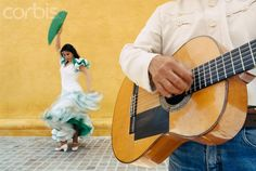 Flamenco has always been past of Hispanic and Spanish culture, and what better way to experience it than to visit Spain itself? Spanish Holidays, Female Dancers, Spanish Culture, Flamenco Dancers, Rich Image, Side Profile, Music Licensing, Photo Library, Young Man
