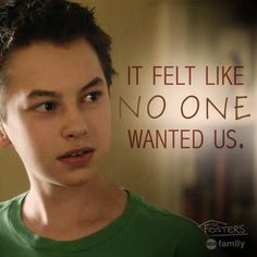 """It felt like no one wanted us."" - Jude 