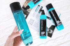 Matrix hair cosmetics