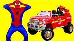 Little Heroes 5 - The Cops, The Fire Engine and The Return of The Spark - YouTube