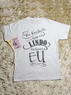7 melhores imagens de Camisetas personalizadas Oxente Bixim ... 4840aff5828aa
