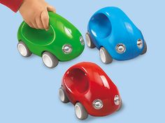Go Cars - Set of 3 at Lakeshore Learning