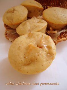 Muffins pommes beurre salé et cannelle