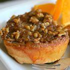Orange pecan french toast More