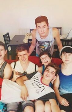 Ricky Dillion, Connor Franta, Trevor Moran, Kian Lawley, Jc Caylen, Sam Pottorff!!