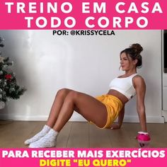 Leg Workout At Home, Gym Workout For Beginners, Gym Workout Tips, Workout For Flat Stomach, Fitness Workout For Women, Workout Videos, Fun Workouts, Yoga Fitness, Intense Workout
