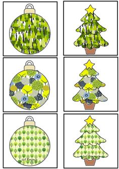 Juf Emmy! Memory kerstboom / bal Deel 3 Christmas Activities For Kids, Preschool Christmas, Noel Christmas, Christmas And New Year, Christmas Crafts, Visual Motor Activities, Santa's Little Helper, Matching Cards, Theme Noel