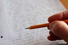 How to Write Stream Of Consciousness: 9 Steps (with Pictures)